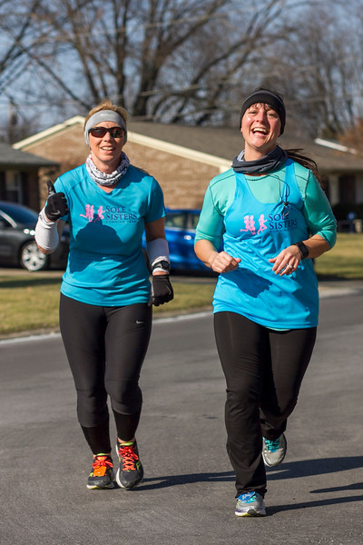 ORRRC Frostbite 5 Mile - February 5, 2017