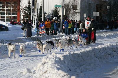 2009 Iditarod Start