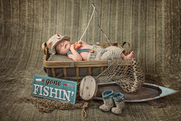 Conrad Balmert - Newborn