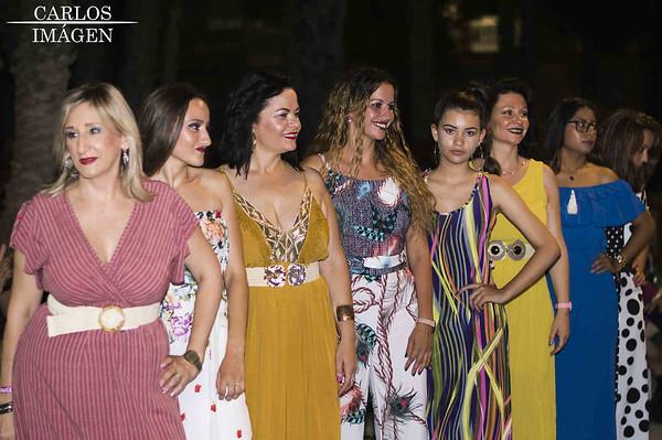 Cuarta pasarela de modas Milán/Cairel
