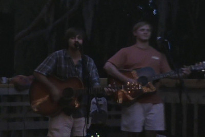 "Andrew and Joseph Video - cover Jackson Browne's ""These Days"""