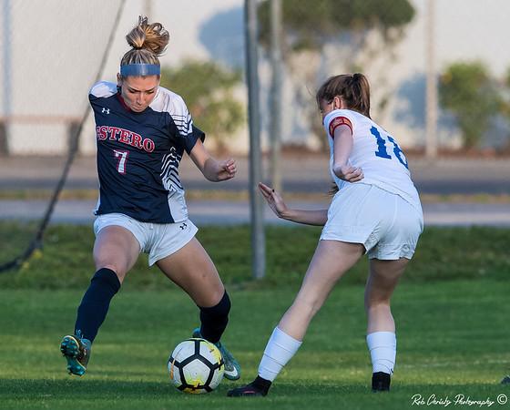 Estero High School Girls Soccer-2017/2018