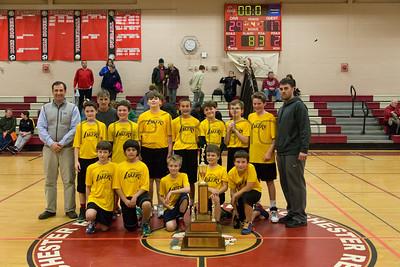 2014 Marion Rec Boys Basketball Championship