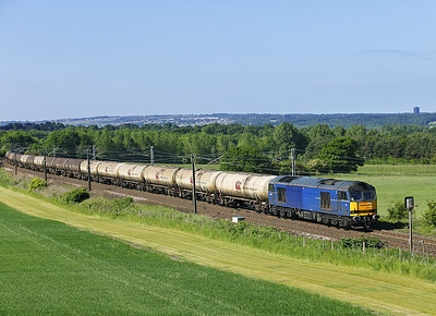 ECML Newcastle to York