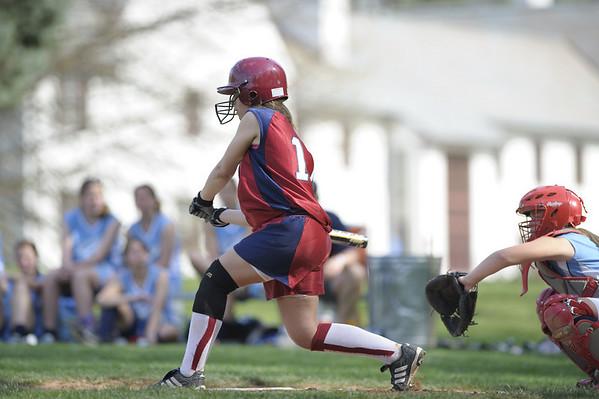 Taft Softball 4-28-09