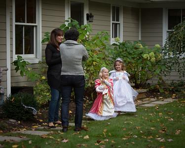 Halloween 2015 Olivia and Madeline