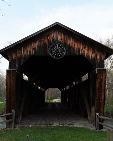 Kidd's Mill Covered Bridge (2019)