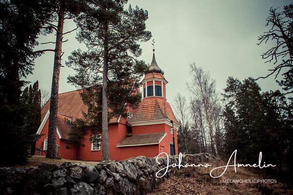 Angelniemen kirkko
