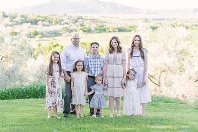 Carlson Family 2018