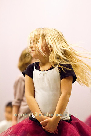 Youngest Dancers