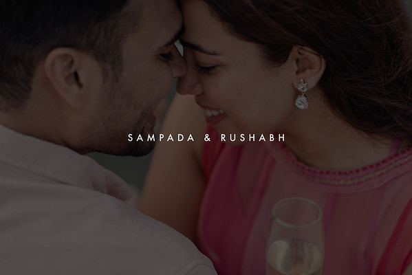 Sampada & Rushabh
