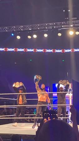 Roman Reigns - WWE Live Milwaulkee / July 31, 2021