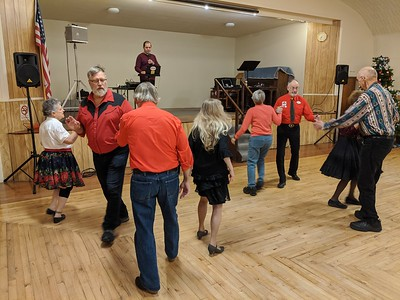 2019-12-23 Xmas Dance
