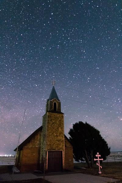 Holy Night Skies