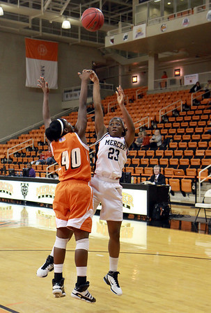 2011 Basketball Mercer vs. Campbell