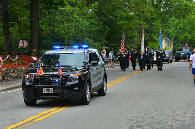 Chelmsford 4th of July Parade 2014