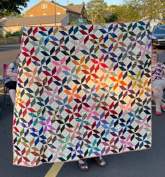 Quilt by Jan Gagliano