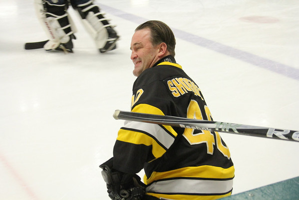 Bruins Alumni Hockey Game, 2014