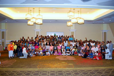 Family Reunion Church Service Sheraton Hotel, Nassau, Bahamas July 17, 2011