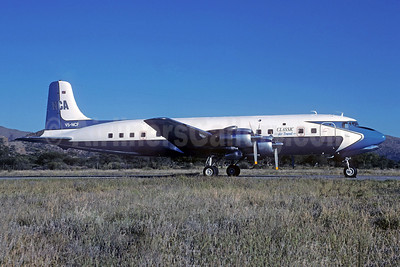 NCA - Namibia Commercial Aviation