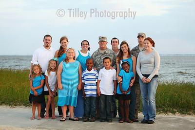 Holcomb Family