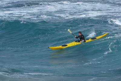 Mar 15 - Surfing at Mitikas