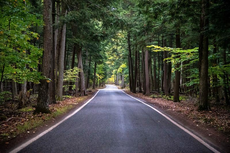 Michigans Most Scenic Drive
