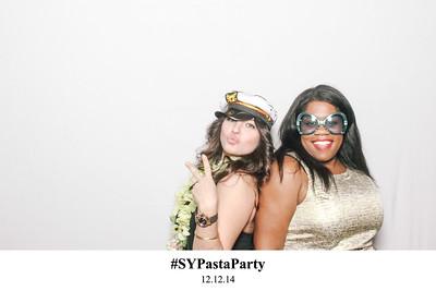 sy pasta party