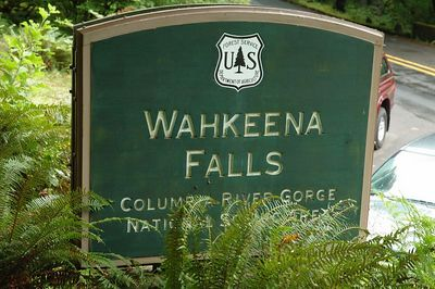 Devil's Rest via Wahkeena Falls 07/05
