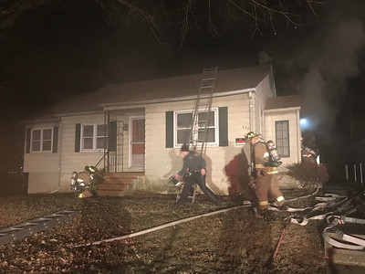 Madison St - House Fire
