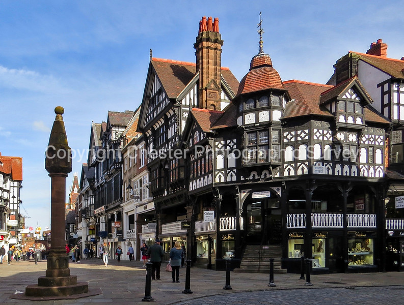 The High Cross, 2 and 4: Eastgate Street