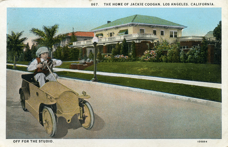 The Home of Jackie Coogan