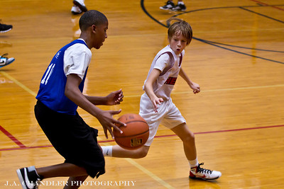 YMCA Basketball 2011 Game 6