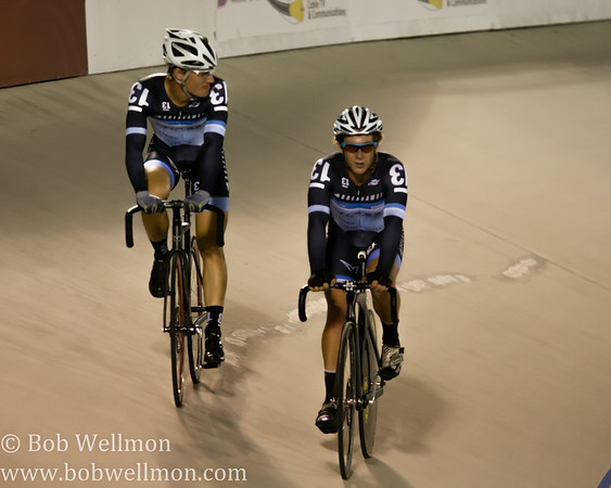 Lehigh Valley Velodrome - Madison Cup