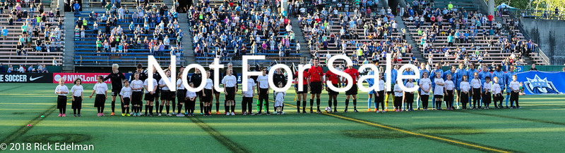 Sky Blue FC vs Seattle Reign FC NWSL Soccer