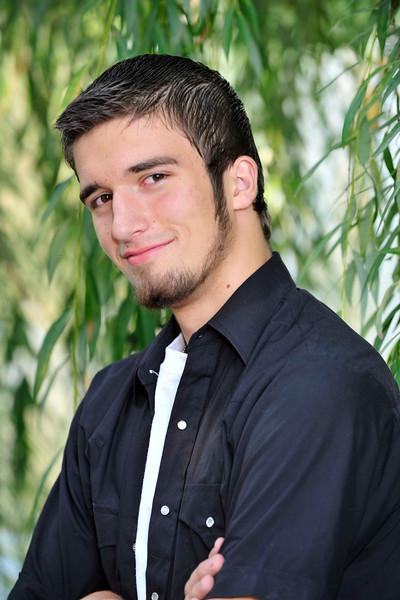 Senior Tyler L