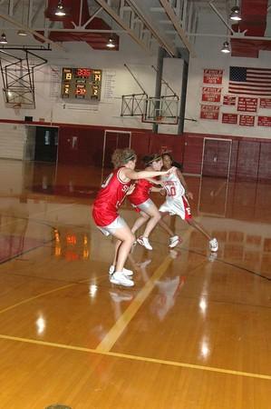 Girls Junior Varsity Basketball - 2005-2006 - 10/27/2005 vs. Spring Lake JG