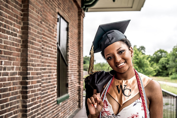 WCHS Senior 2020 - Kayla Brinson