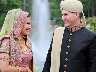 Fatima & Scott - Wedding Reception