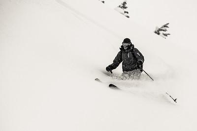 Skiing 2014-15