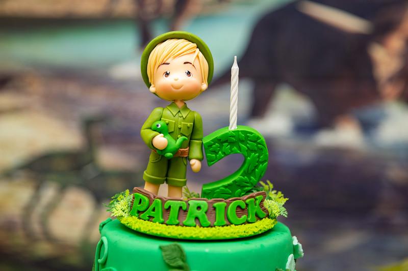 Patrick's birthday