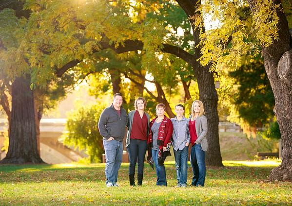 Sharp and Temmerman Family