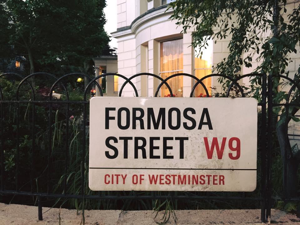 到倫敦攝影 倫敦的福爾摩沙路與小威尼斯 by Wilhelm Chang Photography