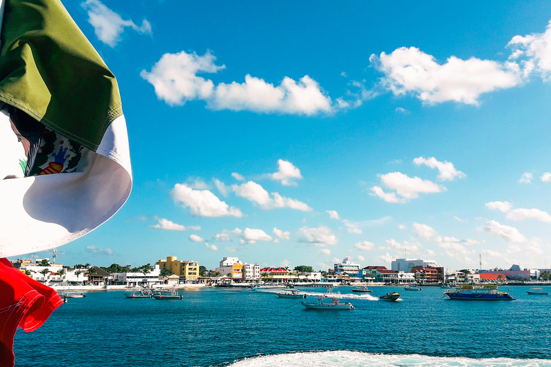 cozumel view from the ferry.jpg