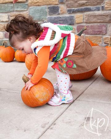 Layla - 16 Months Fall 2012
