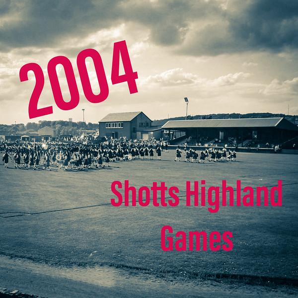 The 2004 Shotts Highland Games