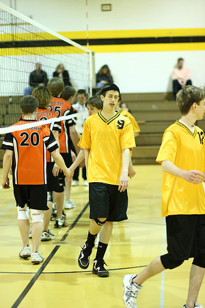 2009 Centerville High School Boys Volleyball