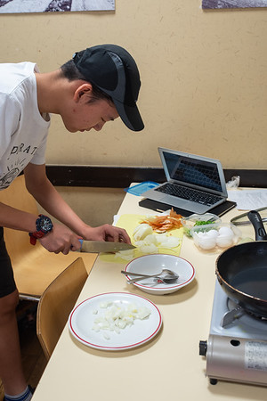 HS Spanish - Cooking Class