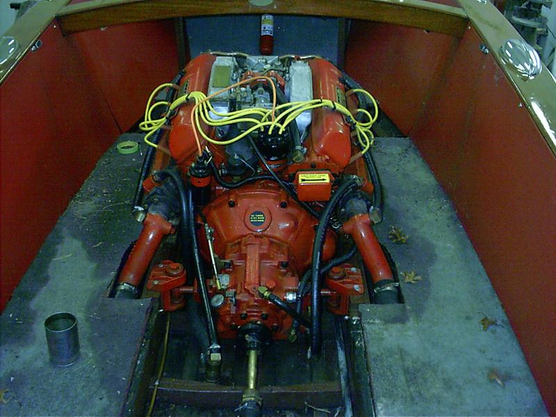 removing engine