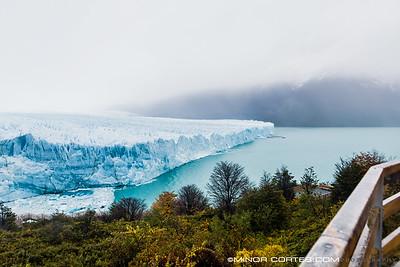 Minitrekking sobre el Perito Moreno